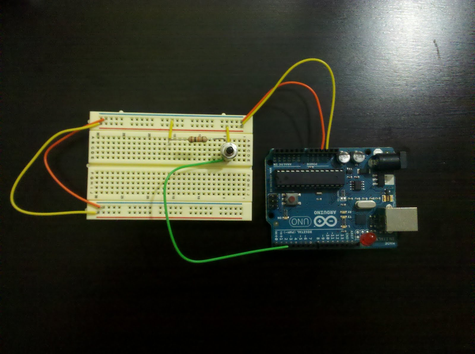 Finished Arduino